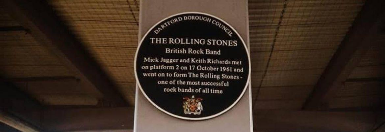 El (re)encuentro de Mick Jagger y Keith Richards