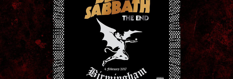 El último show de Black Sabbath