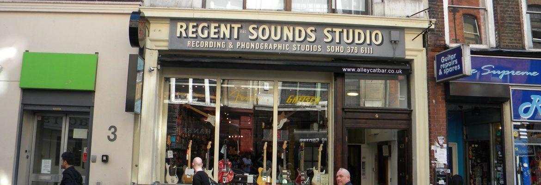 Regent Sounds Studios