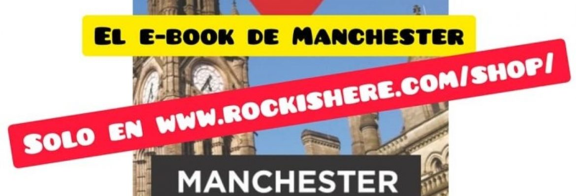 Rock Is Here Manchester ahora en e-book