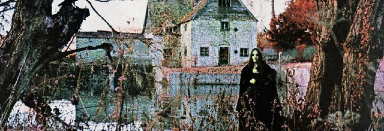 La tapa del debut de Black Sabbath